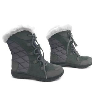 Columbia Shoes - Columbia Womens Ice Maiden II Winter Boots